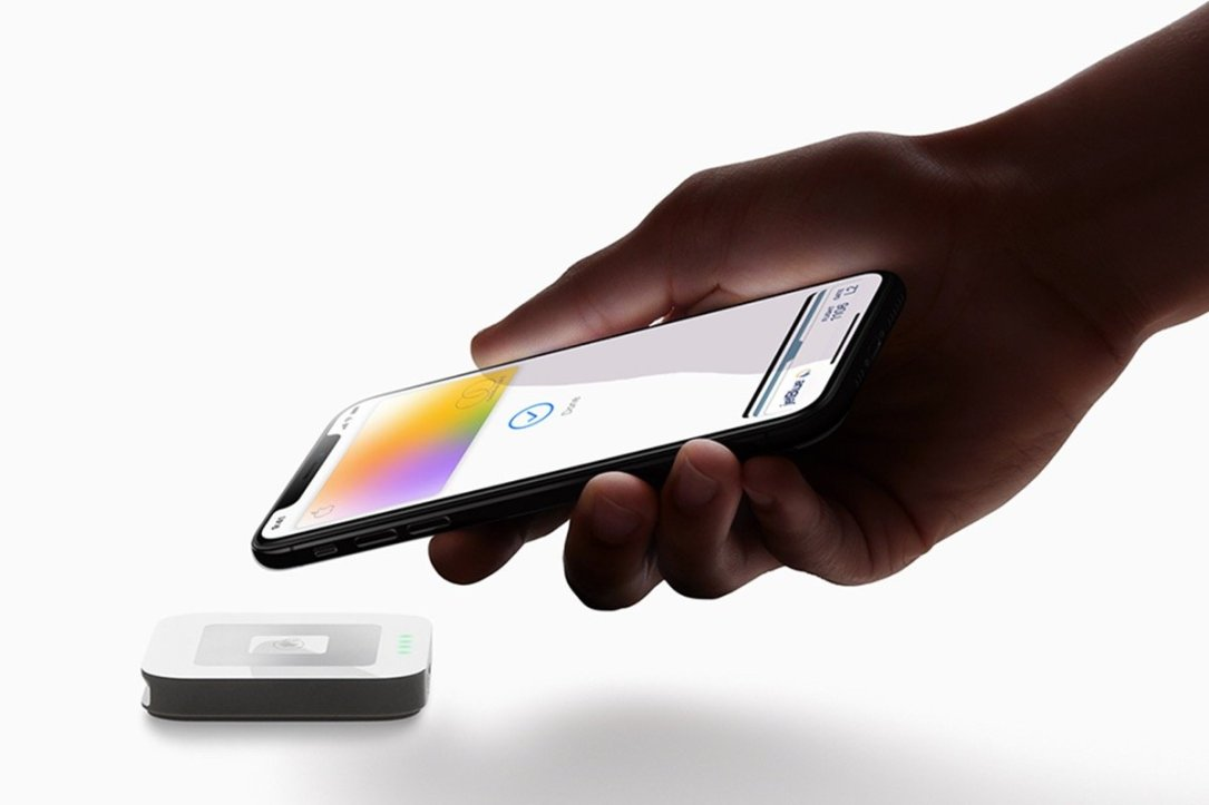 Apple Card Pay Header