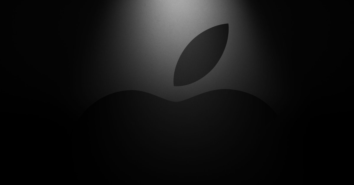 Apple Event Logo Header