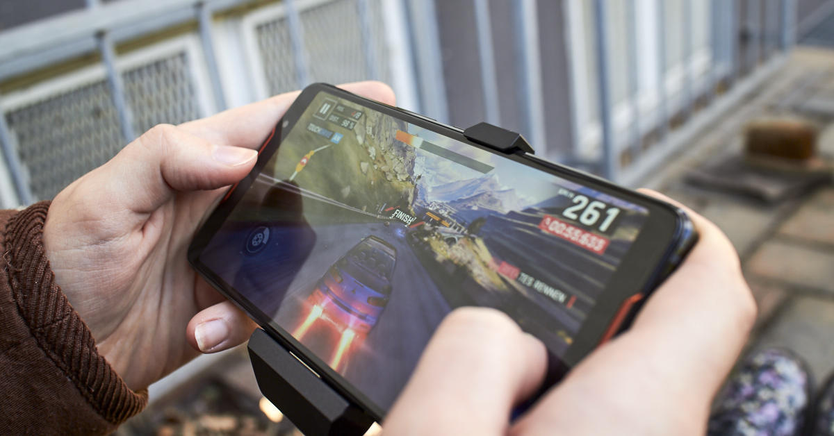 Asus Rog Phone Gaming 2