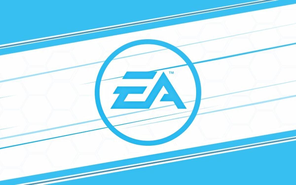 Ea Electronic Arts Logo Header