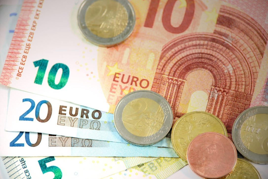 Geld Euro Money Scheine