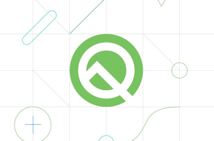 Google Android Q Header