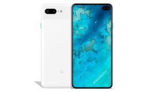 Google Pixel 4 Mockup2