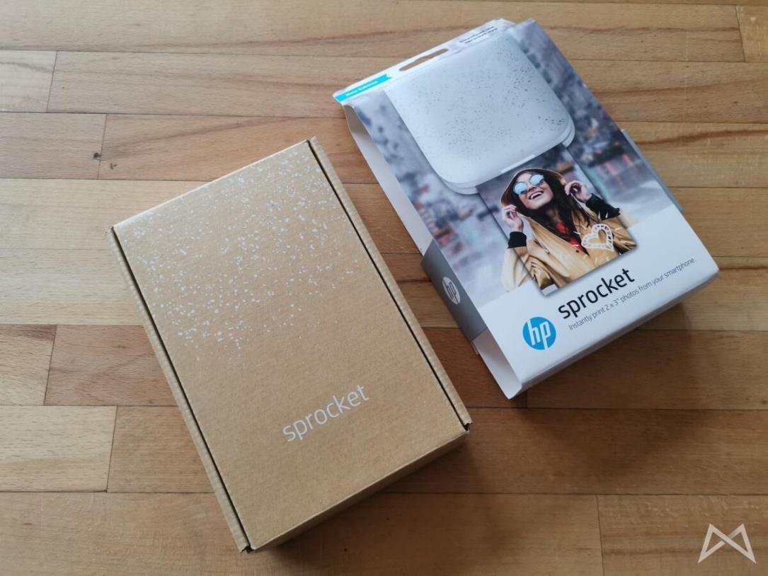 Hp Sprocket Hp200 Pocket Photo Printer (1)