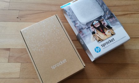 Hp Sprocket Hp200 Pocket Photo Printer (1)