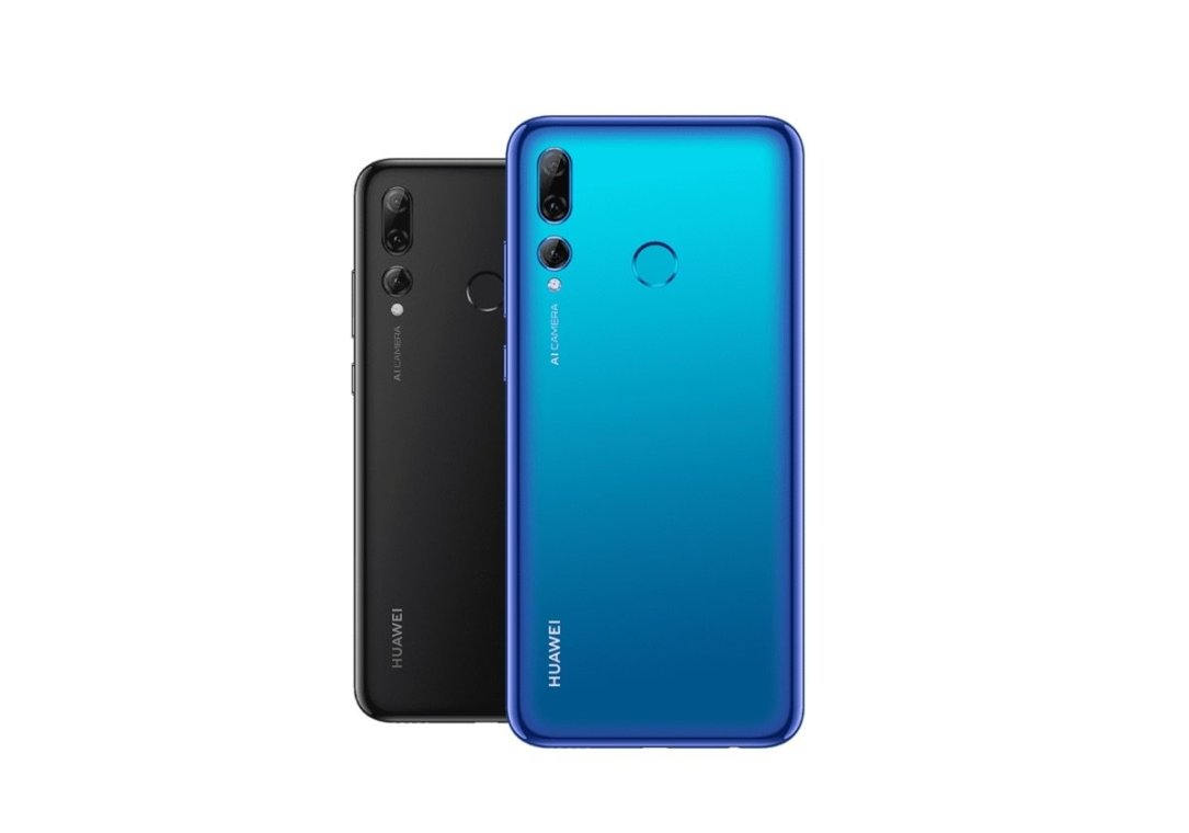 Huawei P Smart Plus 2019 Header
