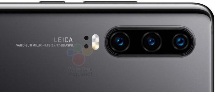 Huawei P30 Kamera