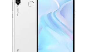 Huawei P30 Lite White