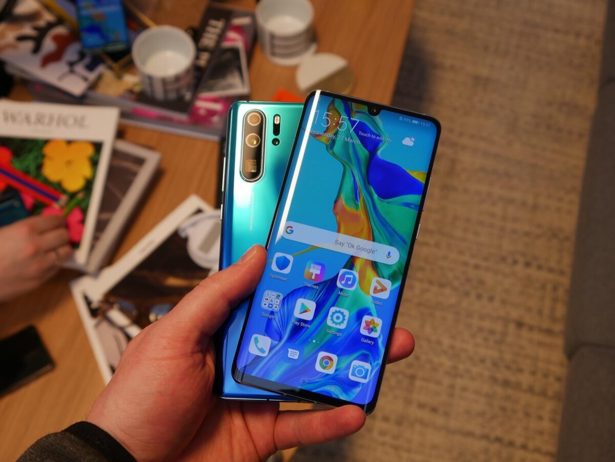Huawei P30 Pro Eindruck5