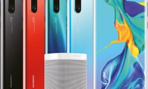 Huawei P30 Pro Sonos One