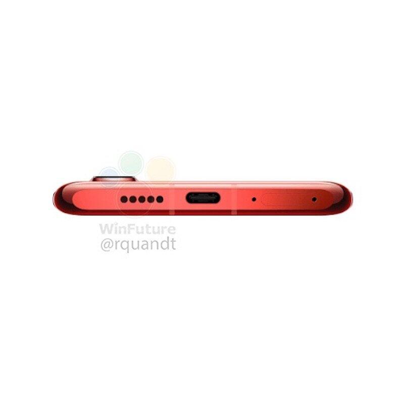 Huawei P30 Pro Sunrise Leak3