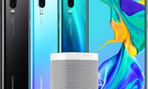 Huawei P30 Sonos One
