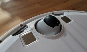 Roborock Sensoren Unterseite