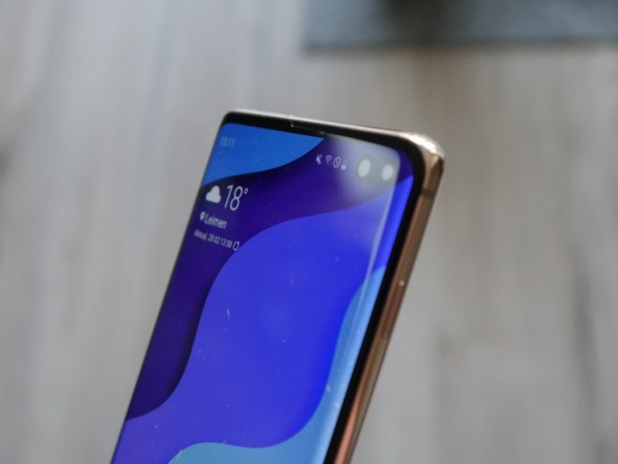 Samsung Galaxy S10 Test3