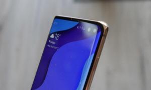 Samsung Galaxy S10 Test3