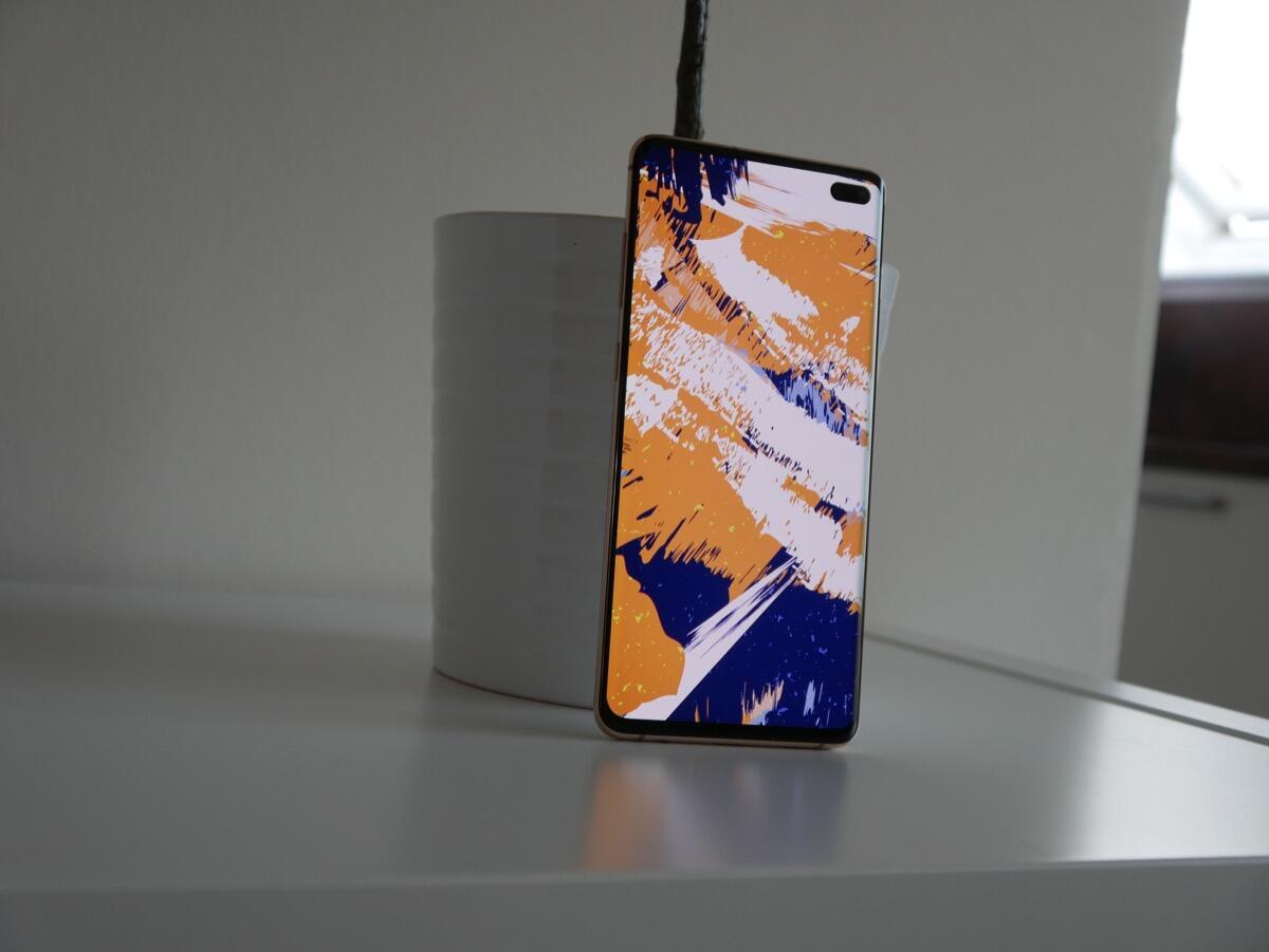 Samsung Galaxy S10 Test6