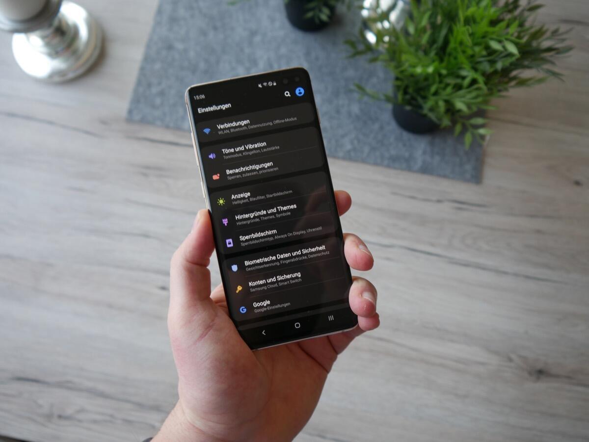 Samsung Galaxy S10 Test8