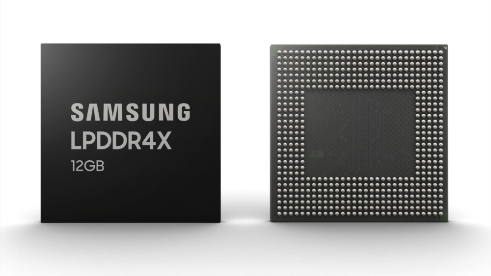 Samsung 12gb Mobile Ram