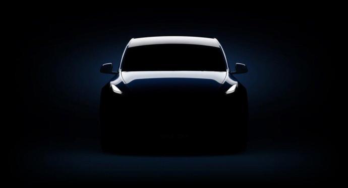 Tesla Model Y Teaser Header