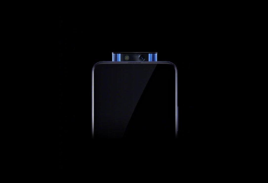 Vivo X27 Pro Pop Up Kamera