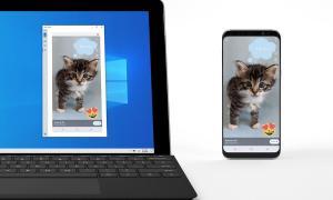 Windows 10 Android Smartphone App