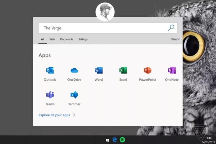 Windows Lite Mockup