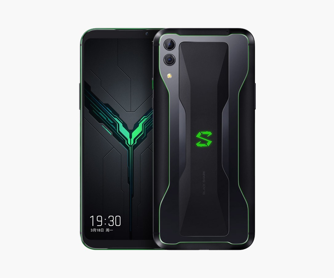 Xiaomi Black Shark 2 Header