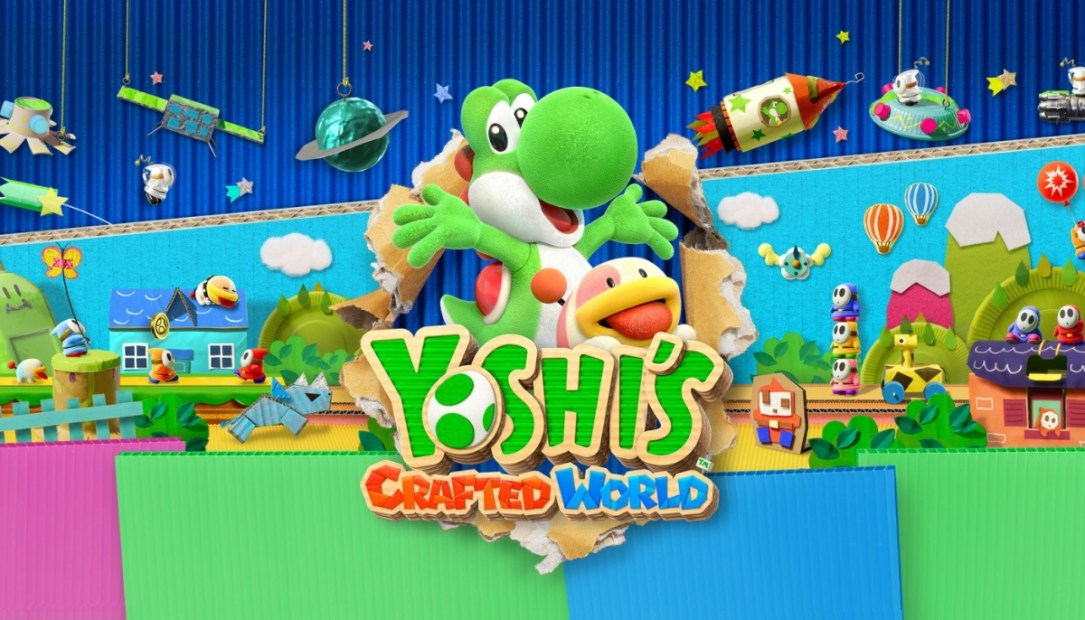 Yoshi Crafted World Header