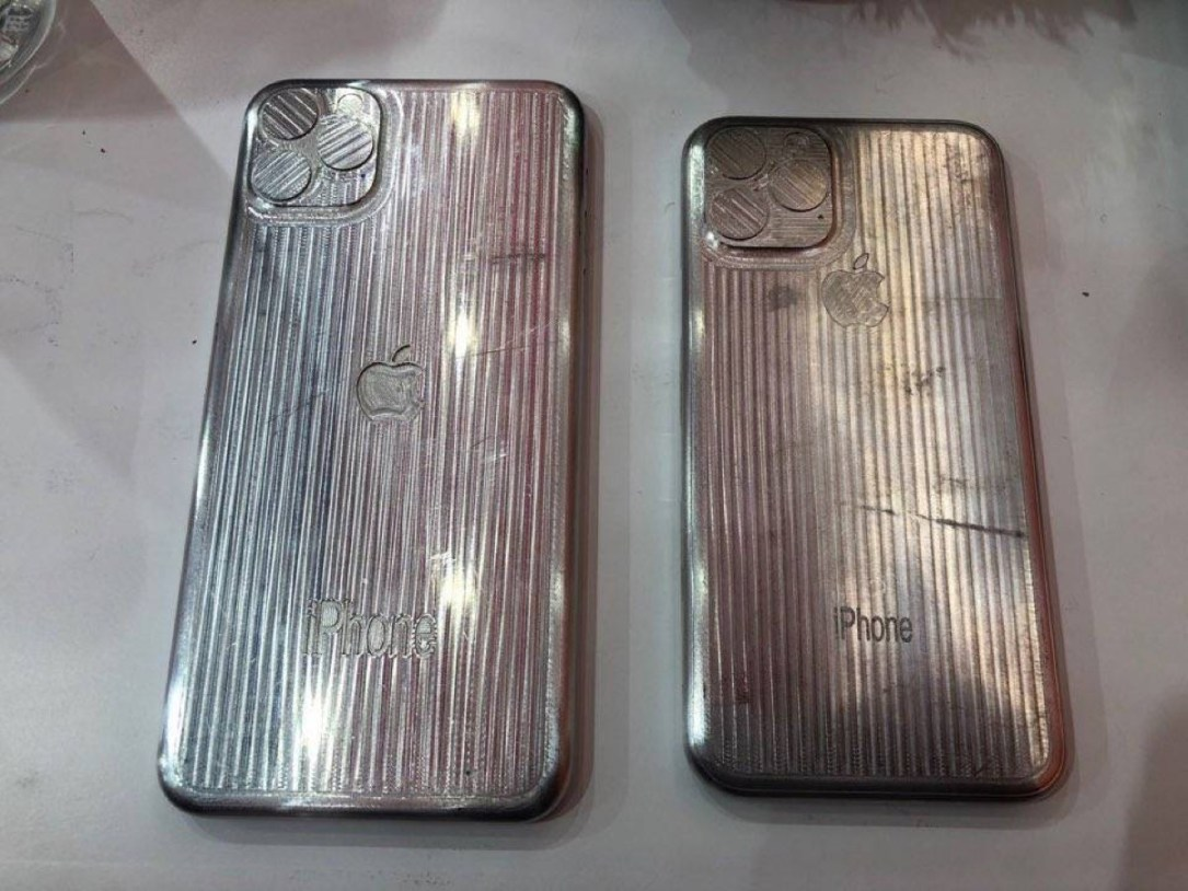 Apple Iphone 11 Form Back