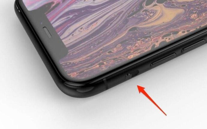 Apple Iphone 11 Schalter