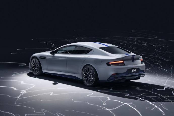 Aston Martin Rapid E Auto2