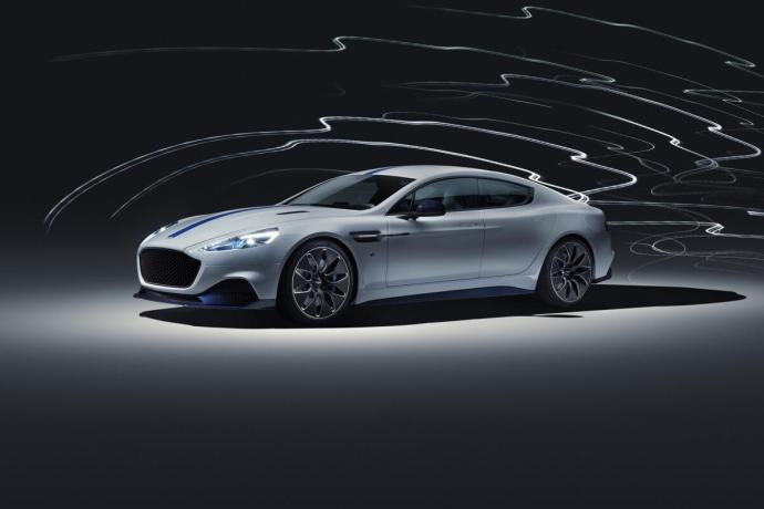 Aston Martin Rapid E Auto3