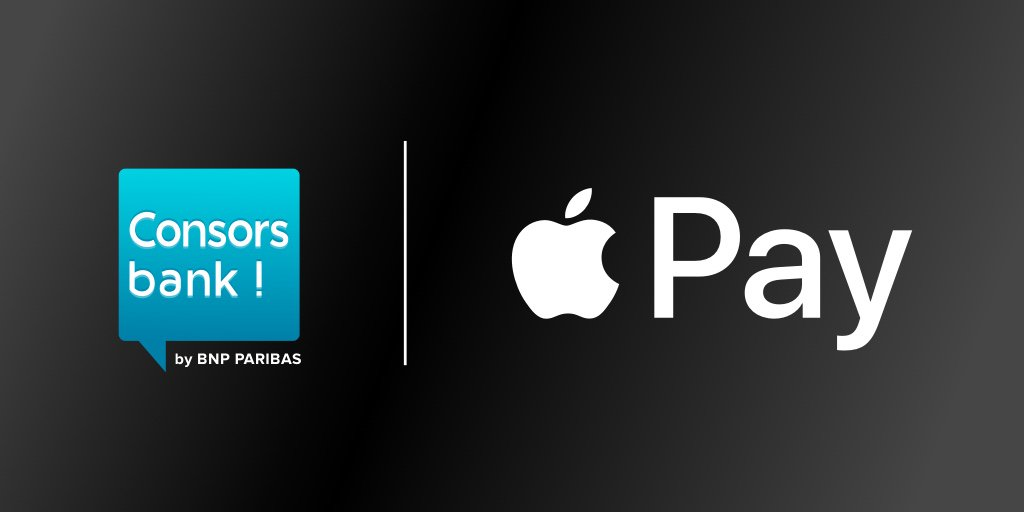 Consors Bank Apple Pay