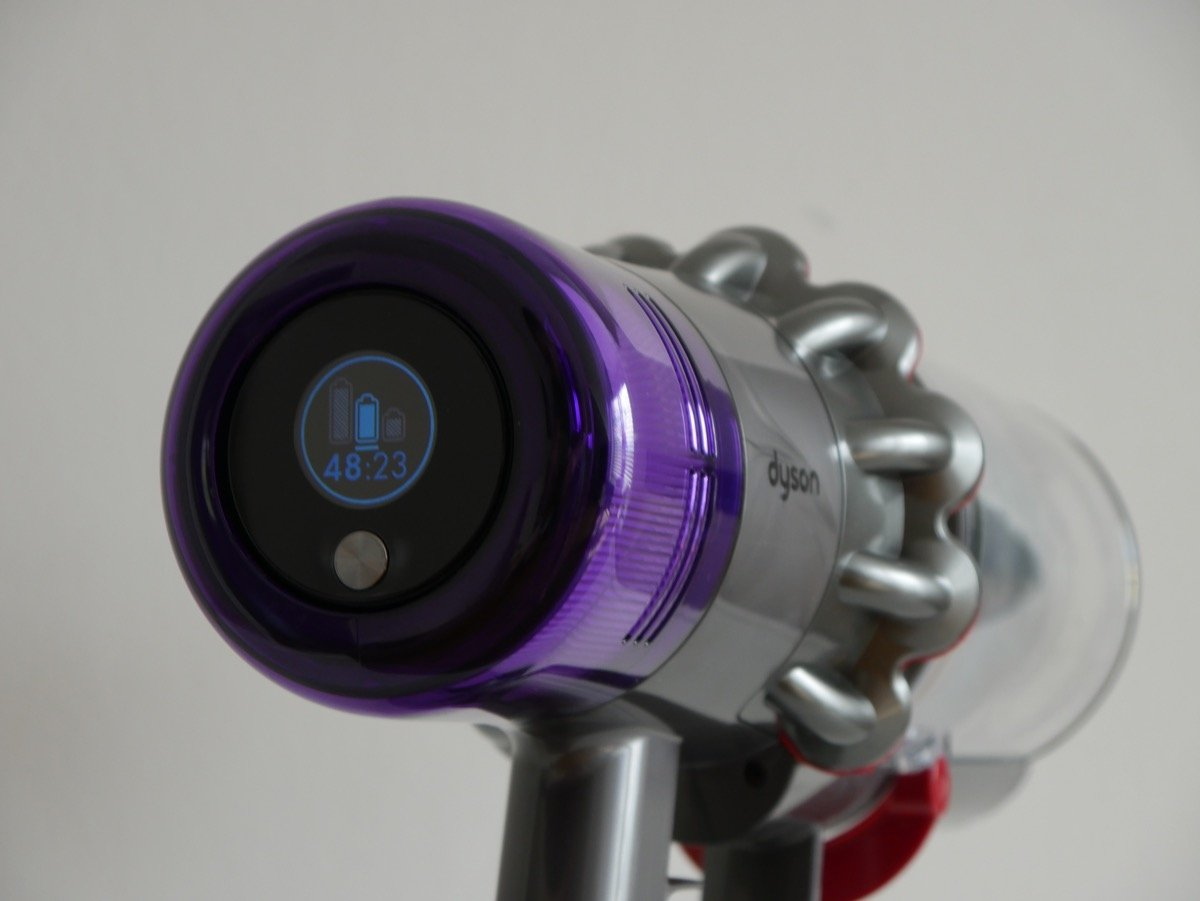 Dyson V11 Absolute Test6