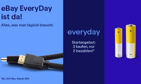 Ebay Everyday Header