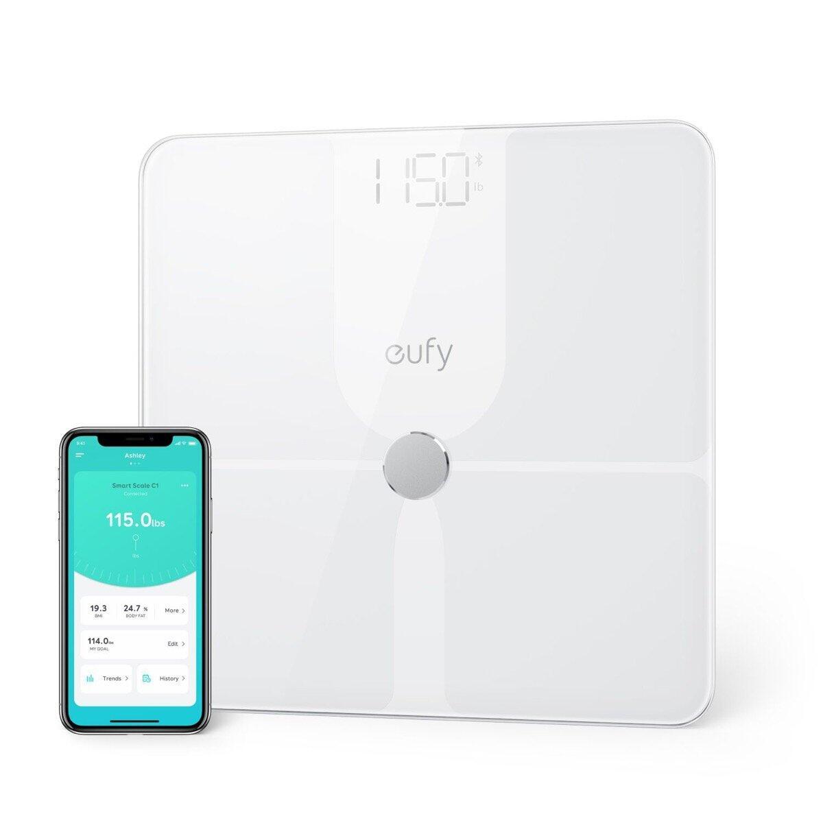 Eufy Smart Scale Weiss