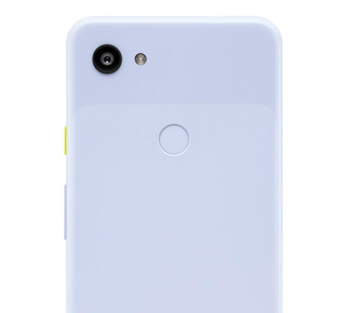 Google Pixel 3a Iris Header