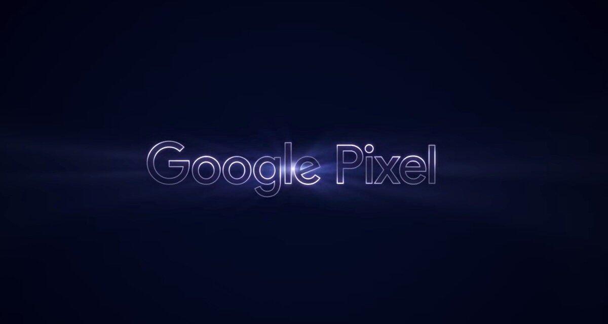 Google Pixel Header
