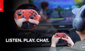 Nintendo Switch Pdp Controller Audio