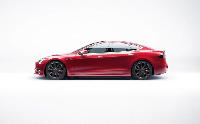 Tesla Model S Header