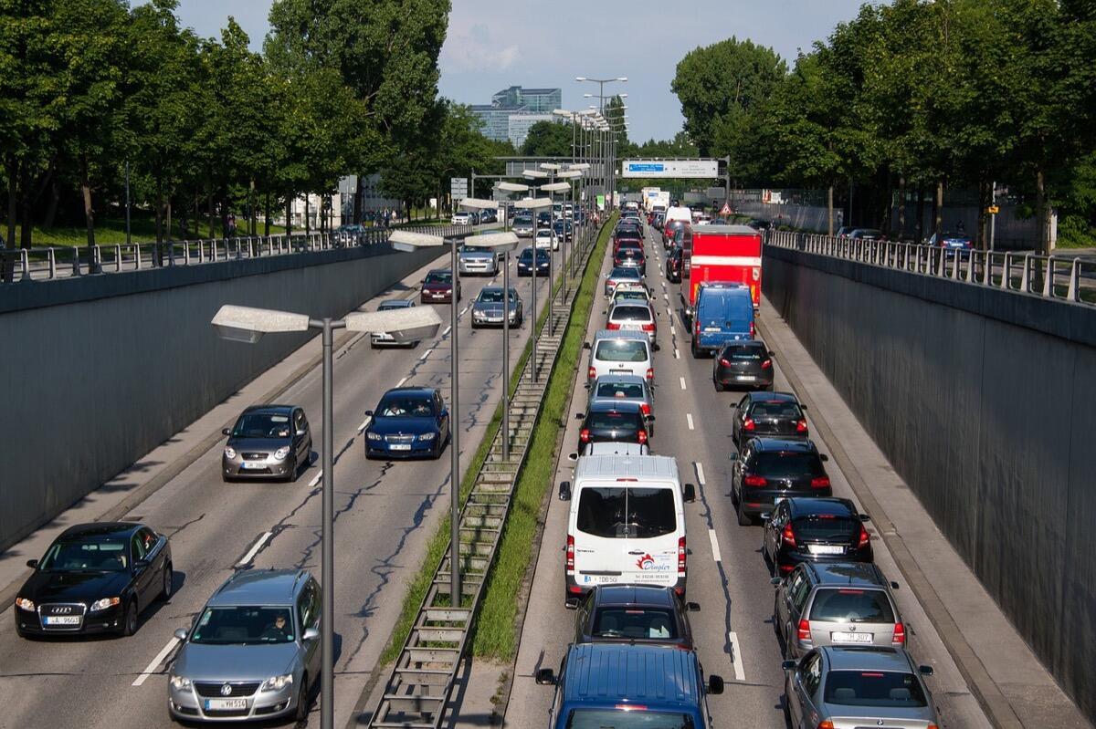 Traffic Stau