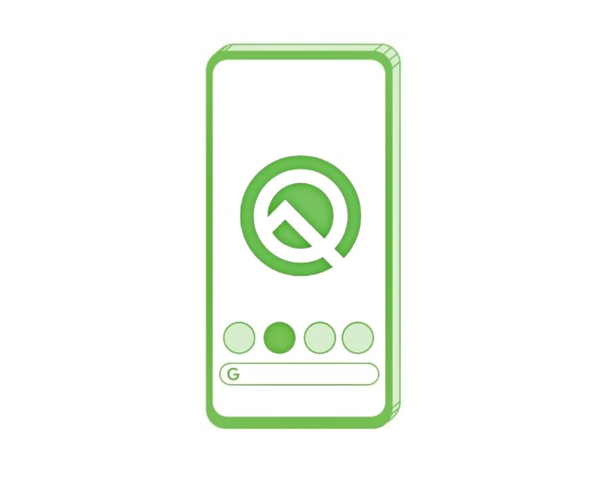 Android Q 10 Header