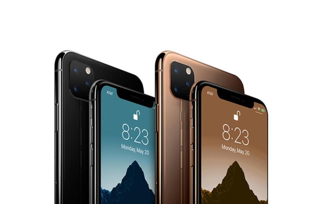 Apple Iphone Xi Render