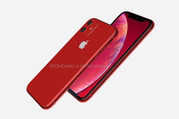 Apple Iphone Xr 2019 Leak Header