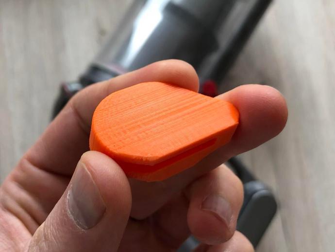 Dyson V11 Schalter Fixierung1