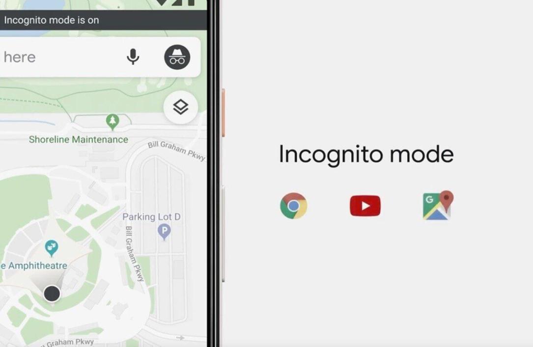 Google Maps Youtube Inkognito Modus
