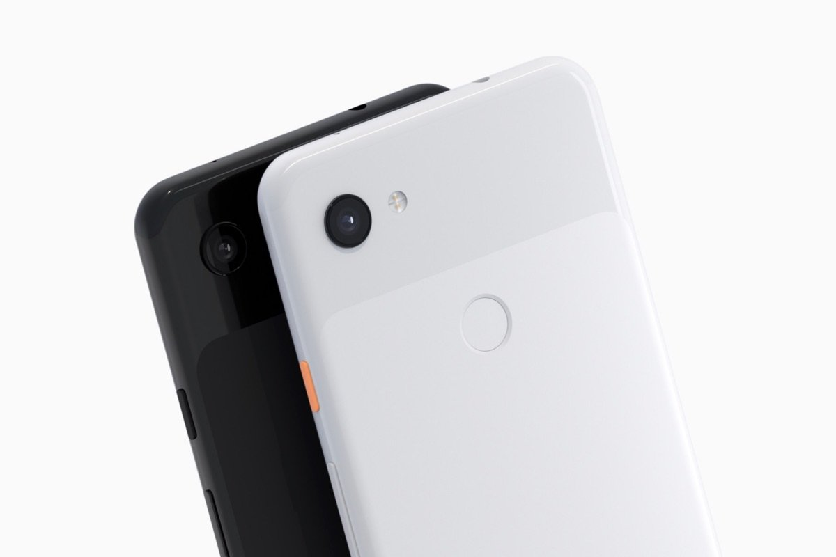 Google Pixel 3a Farben Header