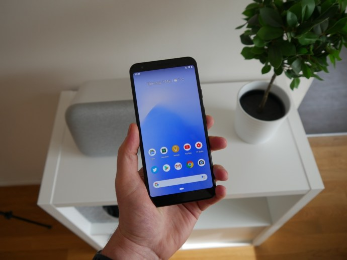 Google Pixel 3a Test5