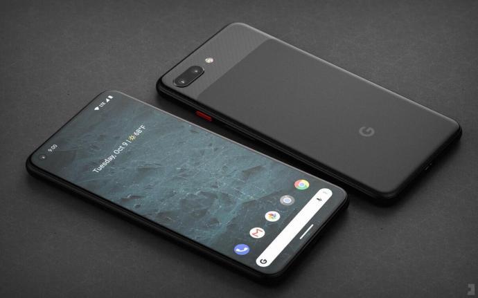 Google Pixel 4 Konzept3