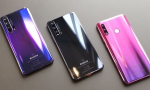 Honor 20 Honor 20 Pro Und Honor 20 Lite